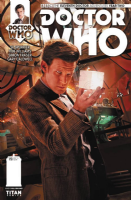 Doctor Who The Eleventh Doctor Adventures: Year Two #15 (Cover B)